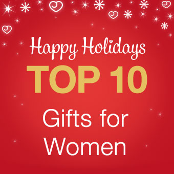 Top 10 sexy holiday gifts for women