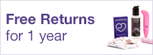 Free Returns for 1 year