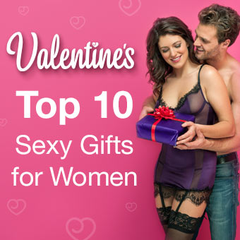 Top 10 Sexy Valentine's Gifts for Women
