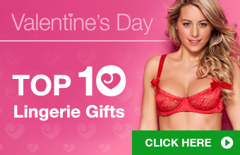 Top 10 Lingerie Gifts for Valentine's Day