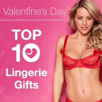 Top 10 Lingerie Gifts for Valentine's