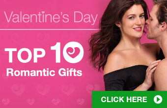 Top 10 Romantic Gifts for Valentine's