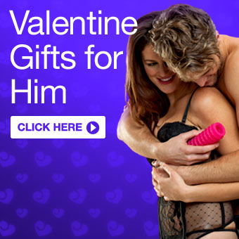 Valentines Gifts for Him at Lovehoney