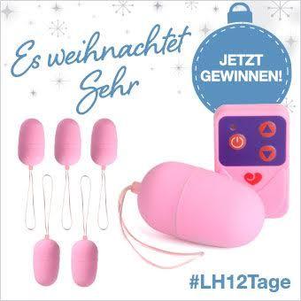 Gewinnt ein Vibro-Ei mit Fernbedienung von Lovehoney #LH12Tage