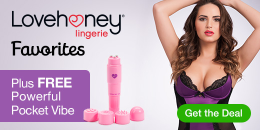 ^Lovehoney Favorites plus FREE Powerful Pocket Vibe