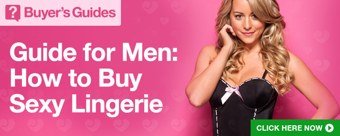 Bloke's Guide to Buying Lingerie