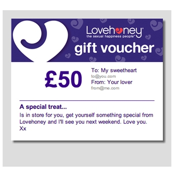 Lovehoney Gift Voucher