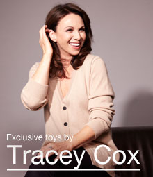 Tracey Cox at Lovehoney
