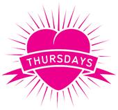 Love Thursdays!