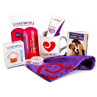 Win a Lovehoney bundle!
