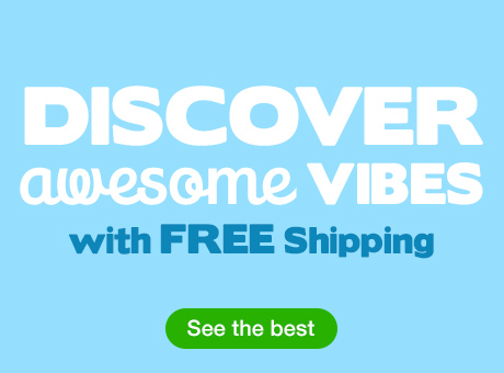 New Lovehoney Awesome Vibes with Free Shipping