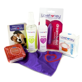 Win a Lovehoney Sexual Health Goodie Bag