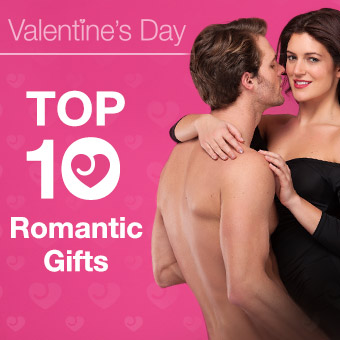 Top 10 Gifts and Games for Valentine's Foreplay