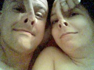 Sarah and Jason - sperm tester and sperm donor