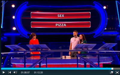 Sex or Pizza?