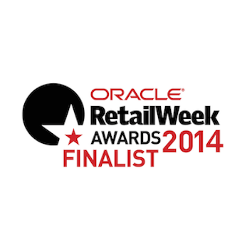 Lovehoney are finalists in the Oracle Retail Week Awards 2014