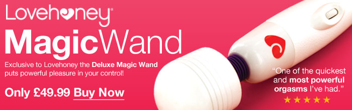 Lovehoney Magic Wand - Sex Toys