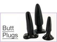 Sex Toys - Butt Plugs