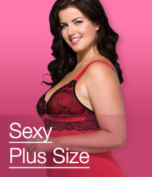 Sexy Plus Size Lingerie