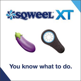 Sqweel XT for Men emoji