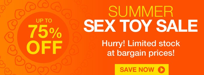 Save up to 75% in the Summer Toy Sale