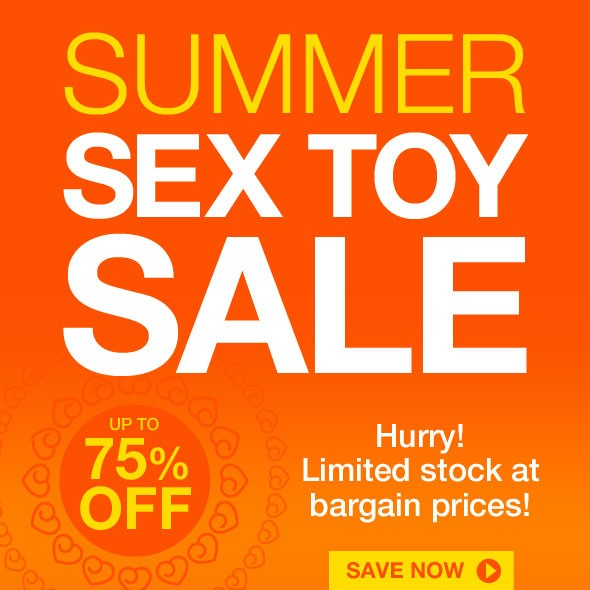 The Lovehoney Summer Sex Toy Sale is full of cheap sex toys for couples, ...