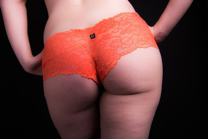 Lovehoney Flirty Tangerine Boyshort
