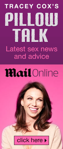 Tracey Cox MailOnline Blog