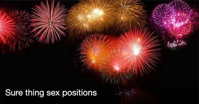 Sure thing sex positions blog