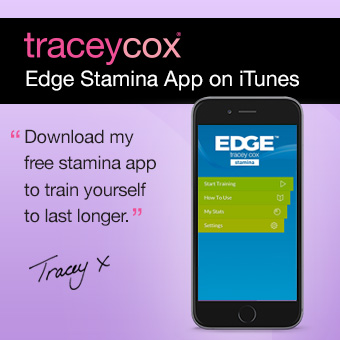 Tracey Cox Stamina App