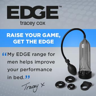 EDGE Tracey Cox