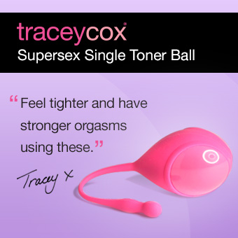 Tracey Cox Supersex Single Toner Ball