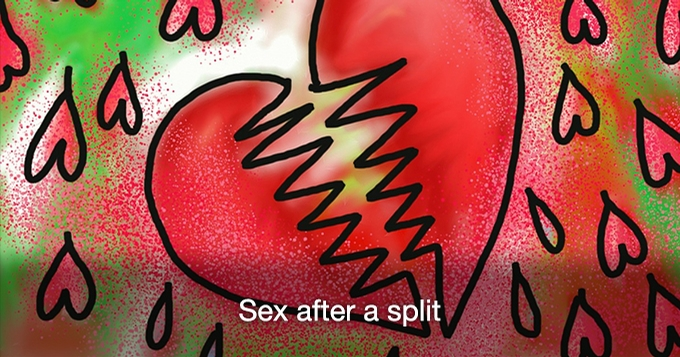 Sex after a split