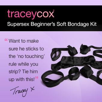 Tracey Cox Beginner's Soft Bondage Kit