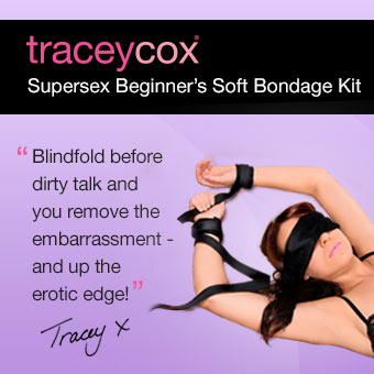Tracey Cox Supersex Soft Bondage Kit