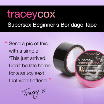 Supersex Beginners Bondage Tape