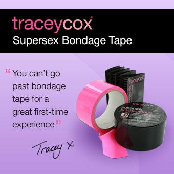 Tracey Cox Bondage Tape