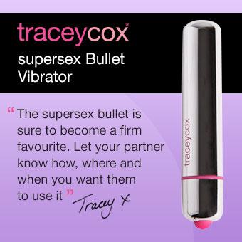 Tracey Cox Supersex Bullet Vibrator