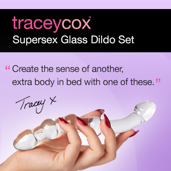 Supersex Glass Dildo Set