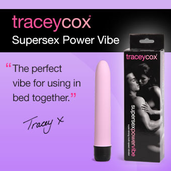 Tracey Cox Supersex Power Vibe