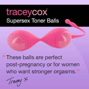Supersex Stroker by Tracey Cox