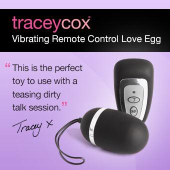 Supersex Remote Control Vibrating Love Egg