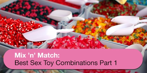 Mix n Match sex toys