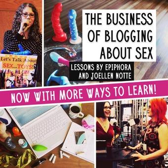 sex blogging class Epiphora JoEllen Notte