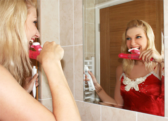 Toothbrush Vibrator