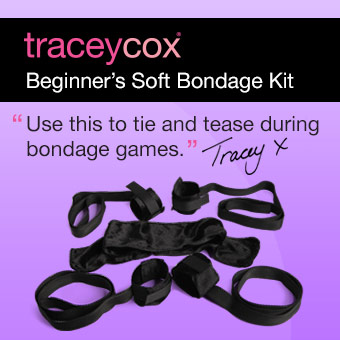 Beginner's Bondage Kit Tracey Cox