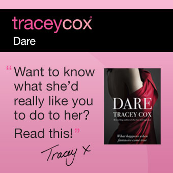 Tracey Cox Dare Erotic Fantasies Book