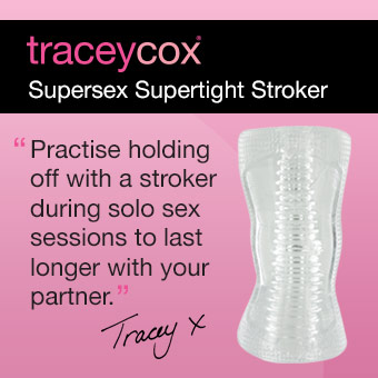 Supersex Supertight Stroker by Tracey Cox