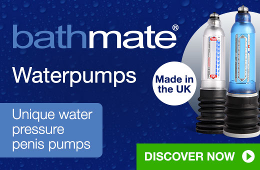 Bathmate Water Pressure Penis Pumps