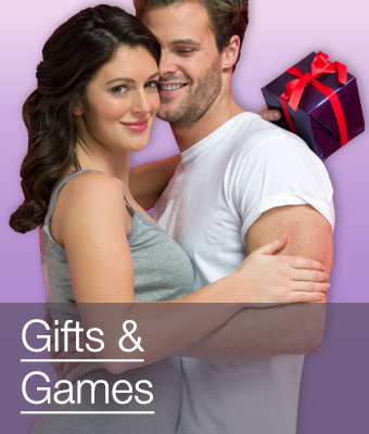 Sexy Gifts and Games